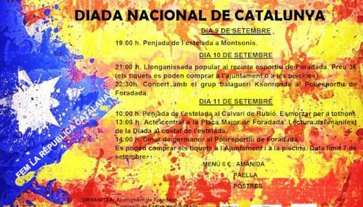 11 de setembre 2018. Diada Nacional de Catalunya