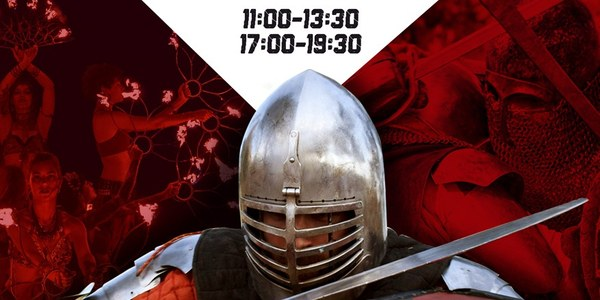 Combat medieval a Montsonís