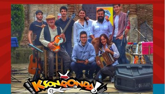 Concert del grup Ksonronda