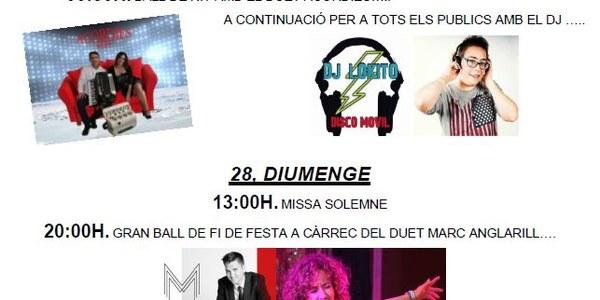 FESTA MAJOR DE RUBIÓ