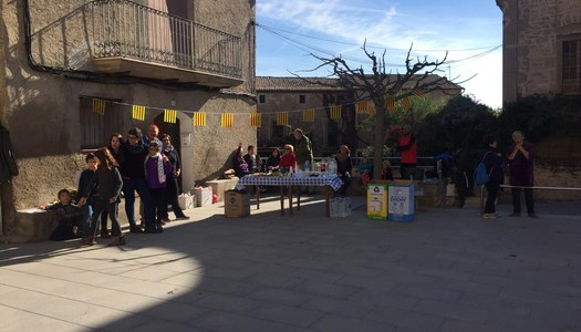 La 1ª cursa Artesa Meló Bike passa pel municipi de Foradada