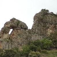 La roca de Foradada