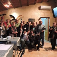 Visita la celler Rubió de Sóls (setmana cultural 2018)
