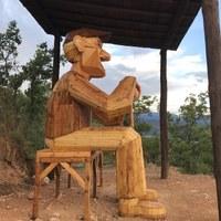 Land Art 2019 - Lo Padrí de Montsonís