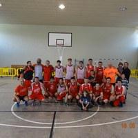 Partit de bàsquet Setmana Cultural 2019