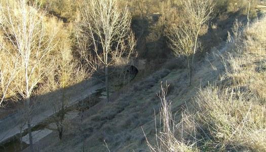 Túnel del Canal d'Urgell